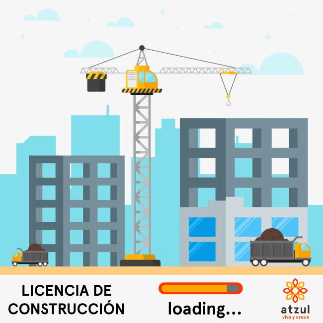 Licencia de Construcción Atzul